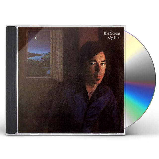Boz Scaggs MY TIME CD