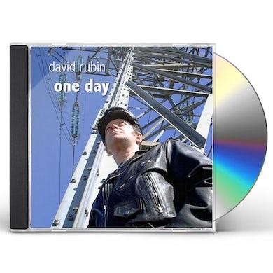 David Rubin ONE DAY CD