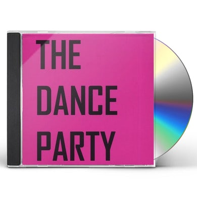 Dance party EP CD