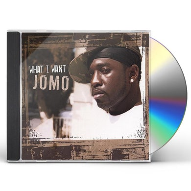 Jomo WHAT I WANT CD