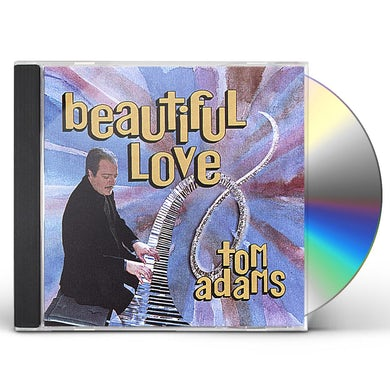 Tom Adams BEAUTIFUL LOVE CD