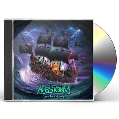 Alestorm Live In Tilburg CD