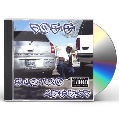 dogg GHETTO LEGENDS CD