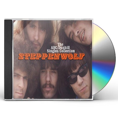Steppenwolf ABC / DUNHILL SINGLES COLLECTION CD