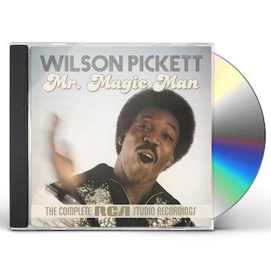 Wilson Pickett MR MAGIC MAN: THE COMPLETE RCA STUDIO RECORDINGS CD
