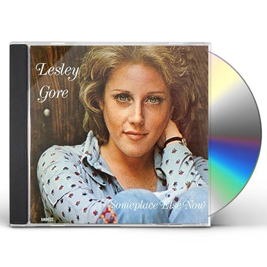 Lesley Gore SOMEPLACE ELSE NOW CD