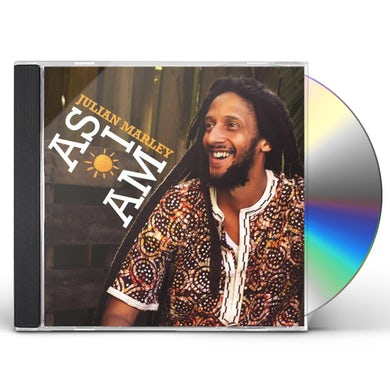 Julian Marley AS I AM CD