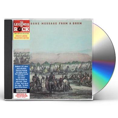 Redbone MESSAGE FROM A DRUM CD