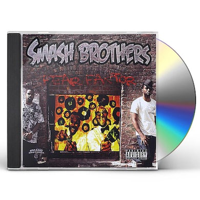 Smash Brothers FEAR FACTOR CD