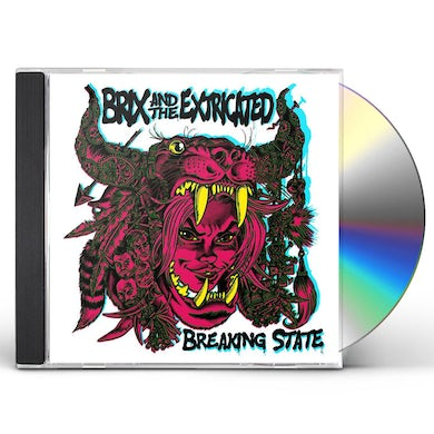 Brix & Extricated BREAKING STATE CD