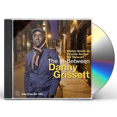 Danny Grissett IN-BETWEEN CD