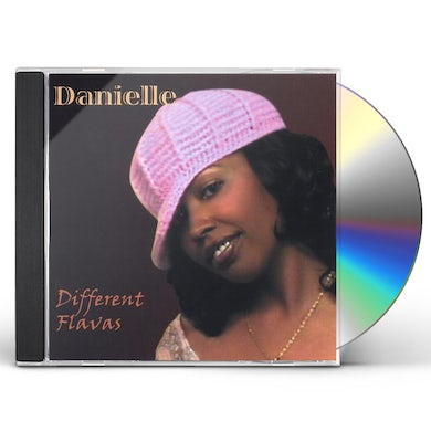 Danielle DIFFERENT FLAVAS CD