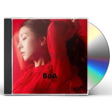 BoA ONE SHOT TWO SHOT CD