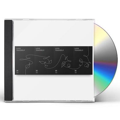BTS LOVE YOURSELF: TEAR (PHOTOBOOK/MINI BOOK/PHOTOCARD/PHOTO) CD