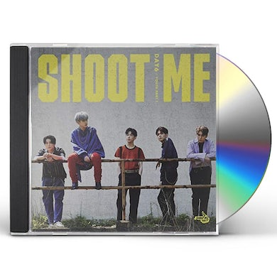 DAY6 SHOOT ME: YOUTH PART 1 CD