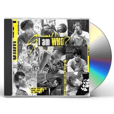 Stray Kids I AM WHO CD
