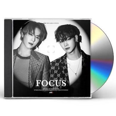 Jus2 FOCUS CD