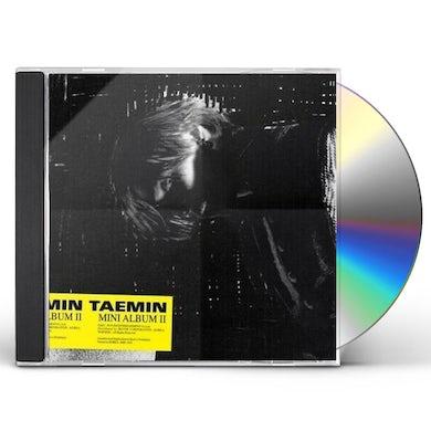 Taemin 2ND MINI ALBUM: WANT (RANDOM COVER) CD