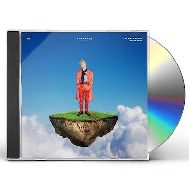 Key VOL 1 REPACKAGE (I WANNA BE) CD
