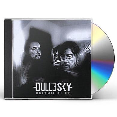 DulceSky UNFAMILIAR EP CD