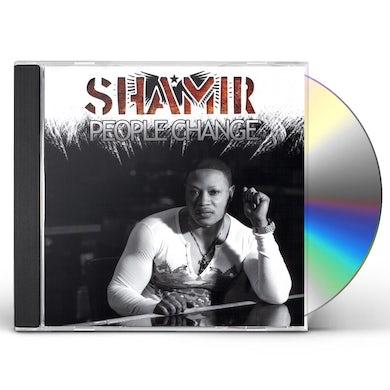 Shamir PEOPLE CHANGE CD