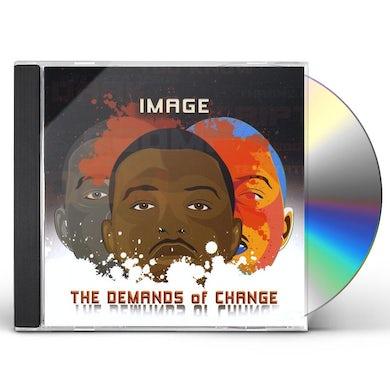 Image DEMANDS OF CHANGE CD