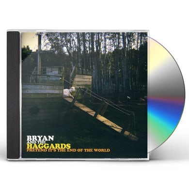 PRETEND IT'S THE END OF THE WORLD CD