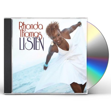Richard Thomas LISTEN CD