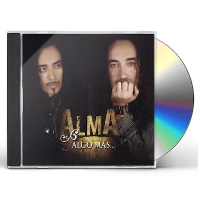 Alma ALSO MAS CD
