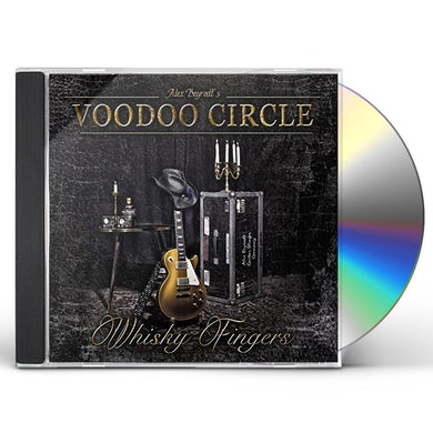 Voodoo Circle WHISKY FINGERS CD