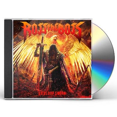 Ross The Boss BY BLOOD SWORN (POSTER) CD