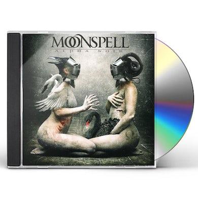 Moonspell ALPHA NOIR CD