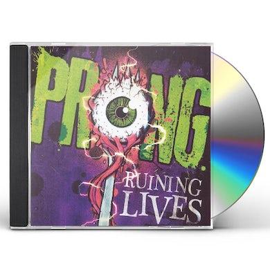 Prong RUINING LIVES CD