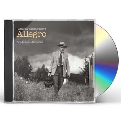 Rodgers And Hammerstein ALLEGRO: FIRST COMPLETE RECORDING CD