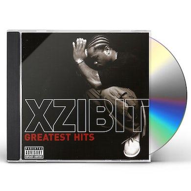 Xzibit GREATEST HITS CD