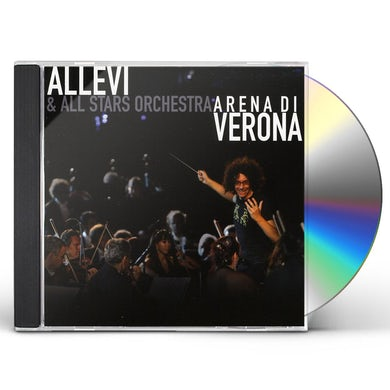Giovanni Allevi ARENA DI VERONA CD