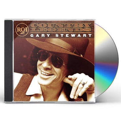 Gary Stewart RCA COUNTRY LEGENDS CD