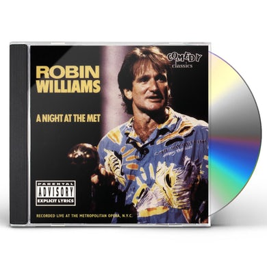 Robin Williams NIGHT AT THE MET CD