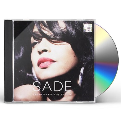 Sade ULTIMATE COLLECTION CD