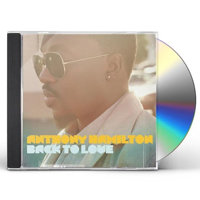 Anthony Hamilton Back to Love [Deluxe Edition] CD