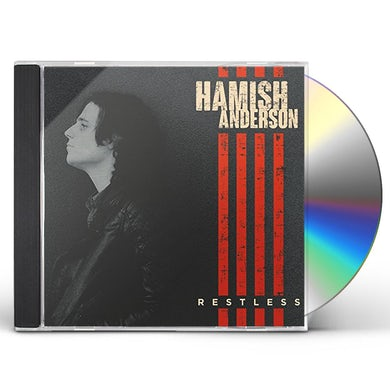 Hamish Anderson RESTLESS CD