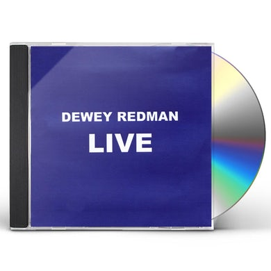 Dewey Redman LIVE CD