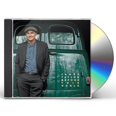 James Taylor BEFORE THIS WORLD CD