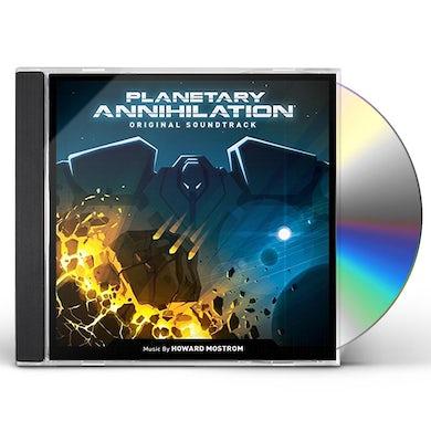 Howard Mostrom PLANETARY ANNIHILATION CD