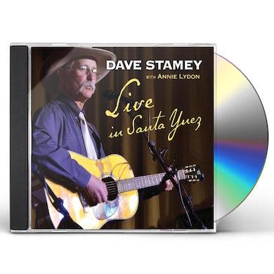 Dave Stamey LIVE IN SANTA YNEZ CD