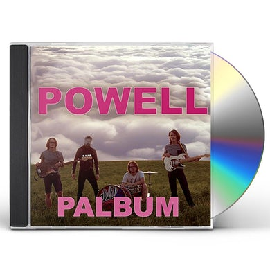 POWELL PALBUM CD