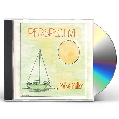 Mike Miller PERSPECTIVE CD