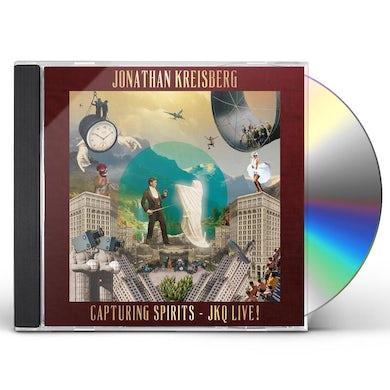 Capturing Spirits: Jkq Live! CD