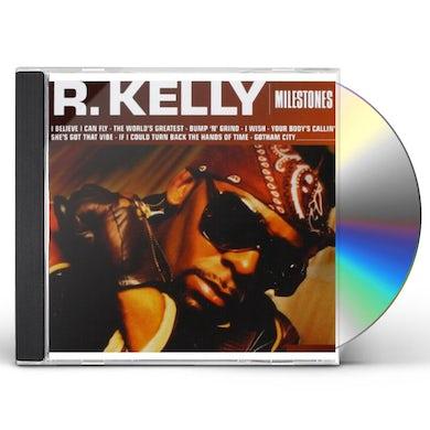 R. Kelly MILESTONES CD