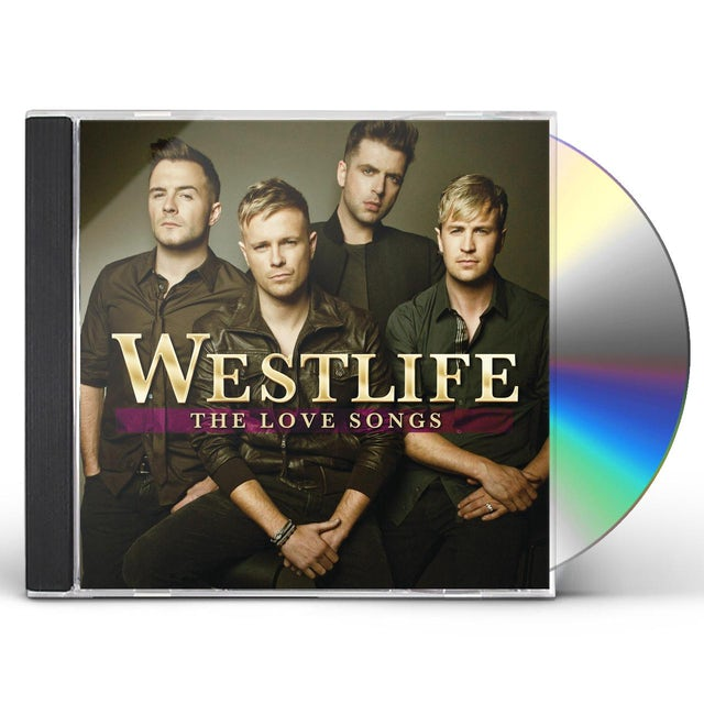 Westlife LOVE SONGS CD